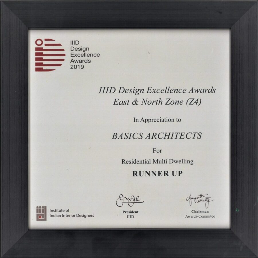 IIID Design Excellence 2019